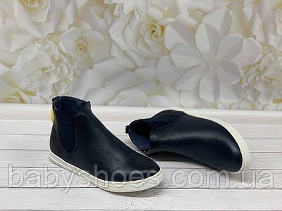 Демисезонные ботинки для девочки,Clibee Польша р.31-36,  ДД-52