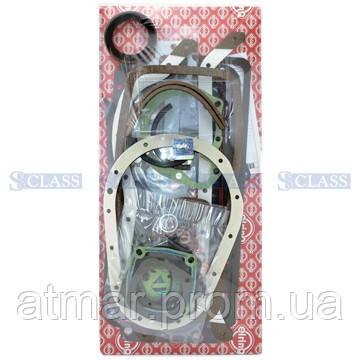 Комплект прокладок полный Elring 825913 Mercedes-Benz 408-608 OM314 от 1970 года. Аналог 012630503.