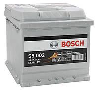 Аккумулятор автомобильный Bosch S5 002 54Ah 0092S50020