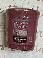 """Аромосвеча Yankee Candle """"дім, рідний Дім"""""""