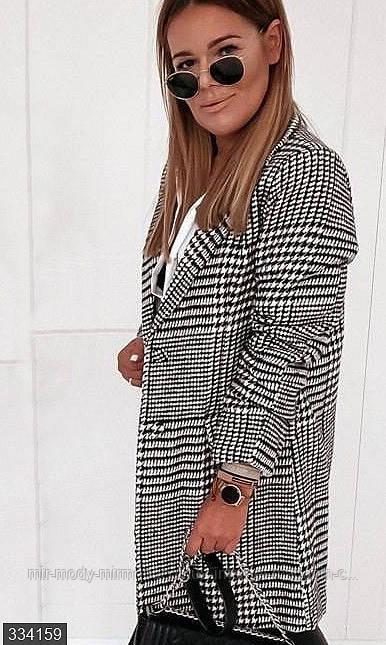 Пальто демисезонное женское размер 42, 44, 46, 48 арт 334159. (мш)