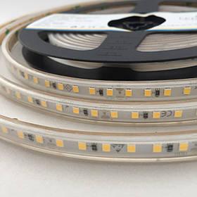 Светодиодная лента 24В 6Вт нейтральная белая LED-STIL 2835/120  4000K IP65 900Lm DFP2835-120A4-IP65-24V