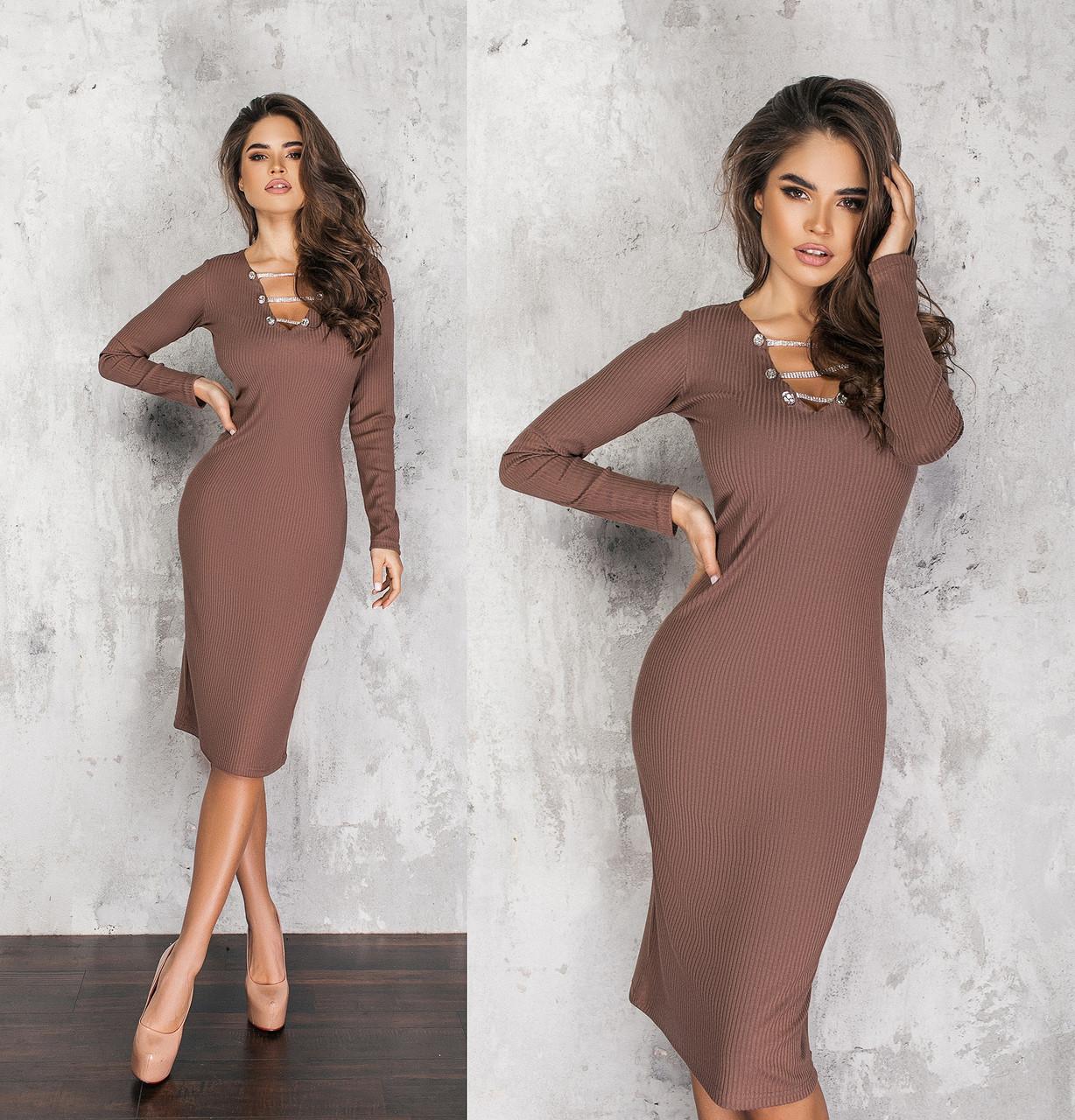 Платье женское 6077ки