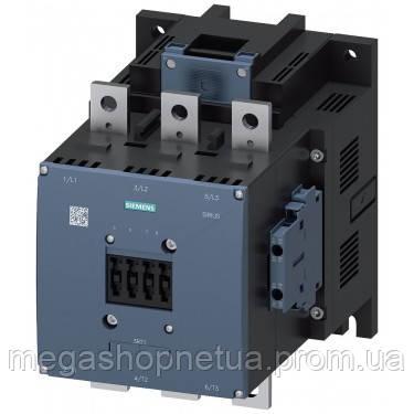 3RT1076-6AP36 контактор 250кВт 400V/AC-3