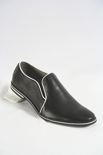 Мужская кожаная обувь сезона