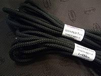 """Шнурки для взуття 5мм """"Файна майстерня"""" круглі товсті"""