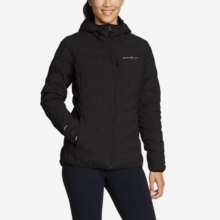 Куртка Eddie Bauer Woman's Microtherm FreeFuse Black Reg S