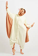 Кигуруми летающая белка (пижама, костюм детский, женский, мужской комбинезон)