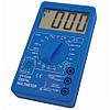 Мультиметр цифровой тестер токовые клещи вольтметр DT 700С