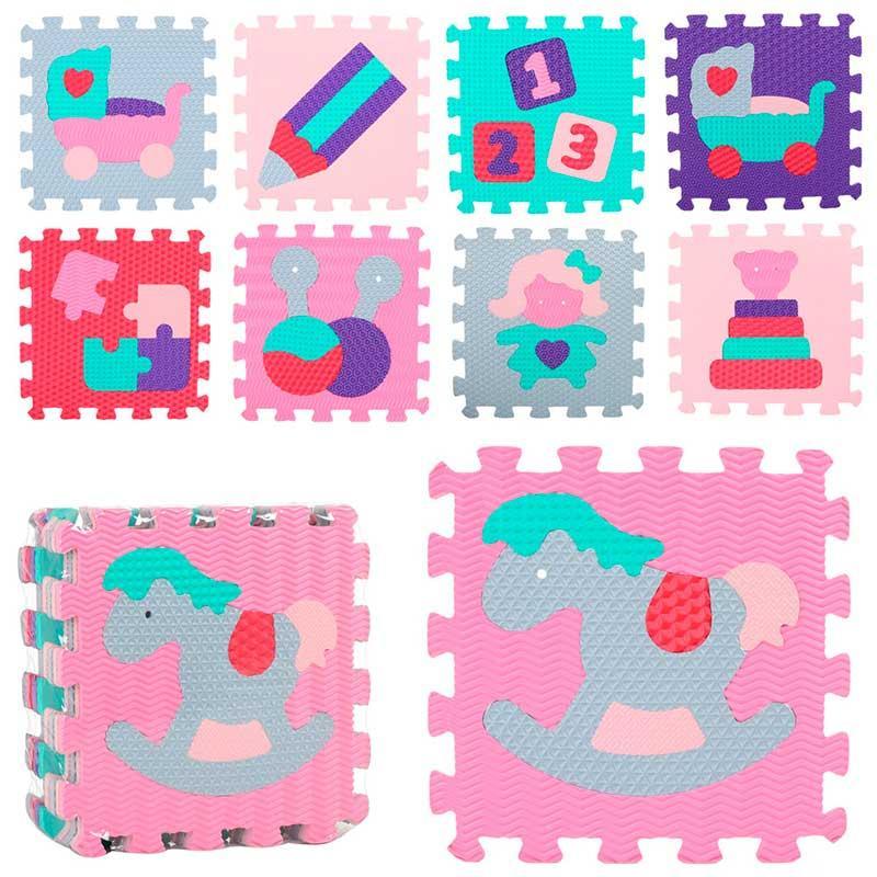 Килимок-пазл М 2631 іграшки