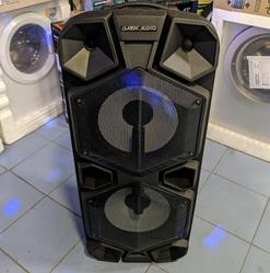 Аккумуляторная акустическая система СА 12-12   портативная акустика