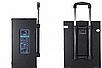 Портативная акустическая система Temeisheng QX-1207 с 2 микрофонами, фото 4