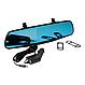 Автомобильный видеорегистратор DVR L502 TP | зеркало с камерой заднего вида черный, фото 3