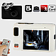 Автомобильный видеорегистратор DVR HD128 | авторегистратор белый, фото 6