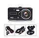 Автомобильный видеорегистратор BT100 | авторегистратор черный, фото 3