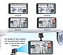 Автомобильный видеорегистратор BT100 | авторегистратор черный, фото 6