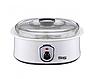 Йогуртница DSP KA4010 бытовая домашняя электрическая 1,5 л 7 стеклянных банок, фото 3
