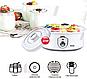 Йогуртница DSP KA4010 бытовая домашняя электрическая 1,5 л 7 стеклянных банок, фото 5