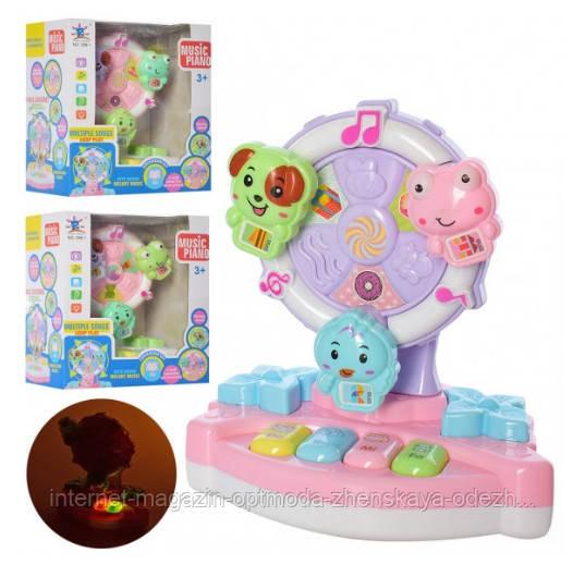 Барвиста функціональна іграшка «Піаніно»