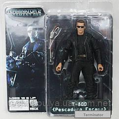 Фігурка Neca Термінатор T-800 Terminator 2 Judgment Day Pescadero Escape (1006197329)