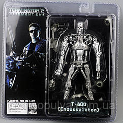 Фігурка Neca Термінатор T-800 Terminator 2 Judgment Day Endoskeleton эндоскелет (1006232654)