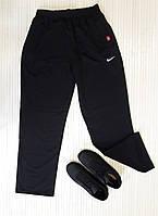 Спортивні чоловічі прямі штани. Великі розміри (56-64), трикотаж