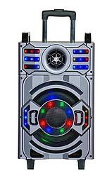 Акустическая портативная колонка A 12-11 с радиомикрофоном (USB/Bluetooth)