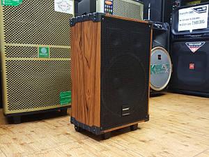 Портативная колонка Temeisheng A 12-42 с радиомикрофонами / 180W (USB/Bluetooth)