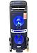 Портативная акустическая система Temeisheng TS-210-05   2 микрофона LED подсветка, фото 2