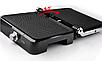 Гриль DSP KB1049 електричний контактний | Електрогриль притискної барбекю Чорний, фото 6