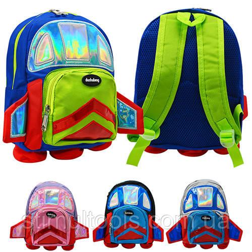 """Детский рюкзак Stenson """"Самолет"""" 31*24 см"""