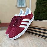 Жіночі кросівки Adidas Gazelle, фото 3
