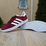 Жіночі кросівки Adidas Gazelle, фото 4