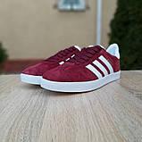 Жіночі кросівки Adidas Gazelle, фото 6