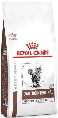 Royal Canin Gastro Intestinal Moderate Calorie - диета для кошек при нарушении пищеварения 2 кг