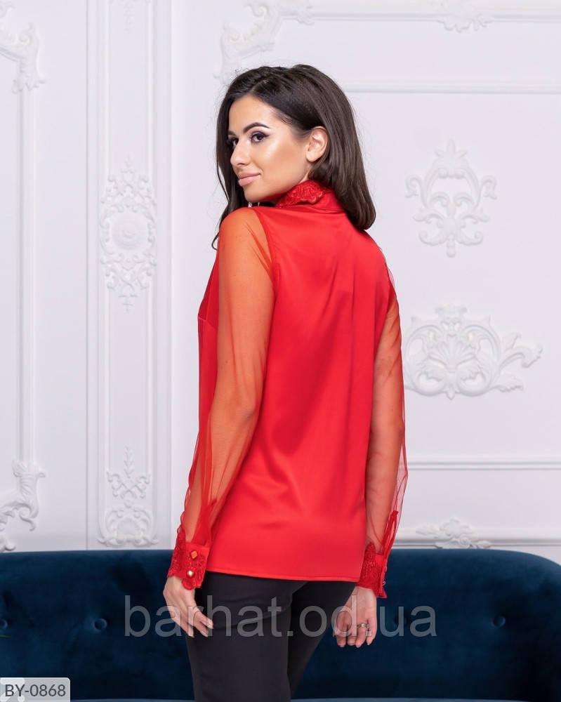 Блузка BY-0868