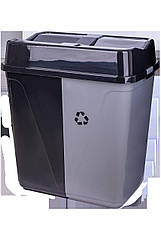 Кошик для сміття VIOLET HOUSE BLACK (6608954)