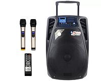 Мобильная автономная акустическая система SoundMax SM-15 | Портативные колонки, фото 1