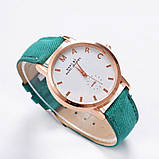 Часы Marc темно-зеленый ремешок 079-3, фото 2