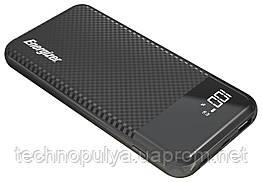 Портативное зарядное устройство Energizer UE10037PQ-10000 mAh Li-pol TYPE-C PD3.0 Black (6534455)
