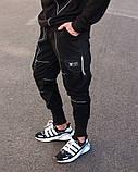 Чоловічі штани Карго Рейден з рефлективом, фото 3