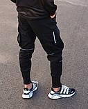 Чоловічі штани Карго Рейден з рефлективом, фото 5