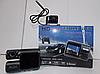 Автомобильный видеорегистратор Р 1000 | авторегистратор с двумя камерами черный, фото 2