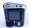 Автомобильный видеорегистратор Р 1000 | авторегистратор с двумя камерами черный, фото 6