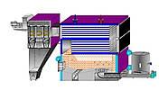 Котел на трісці і пеллетах RED LINE Biomassa 1500 кВт, фото 2