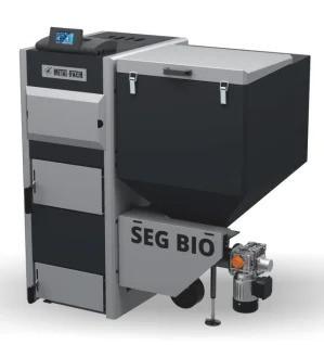 Пелетний котел METAL-FACH SEG BIO 19 кВт