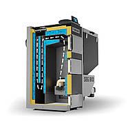 Пелетний котел METAL-FACH SEG BIO 50 кВт, фото 2