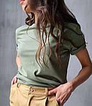 Крутая женская футболка «Карман», фото 4