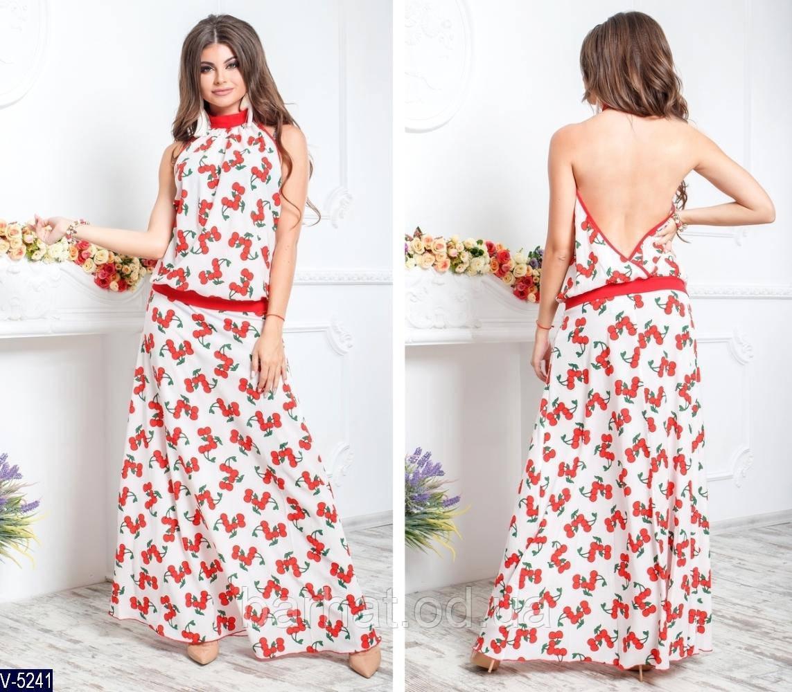 Платье V-5241