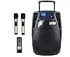 Мобильная автономная акустическая система SoundMax SM-15   Портативные колонки